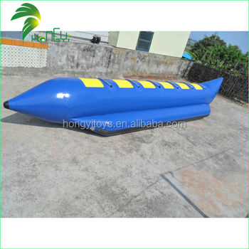 Worth Owning Interesting Inflatable Boat Water Game Banana Boat