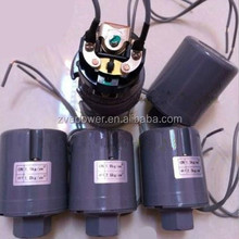 Household automatic self-priming booster pump mechanical pressure switch controller