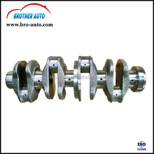 Alloy Steel High quality Crankshaft MD352125 for Mitsubishi 4G18 engine