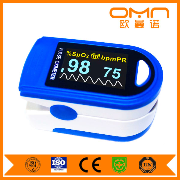Portable Baby Fingertip Pulse Oximeter Medical Grade Health Care Machine Digital Pluse Oximeter