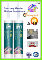 anti-fungal silicone sealant, toilet waterproof sealant, high grade