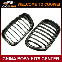 Real carbon fiber grill for BMW X5 x6