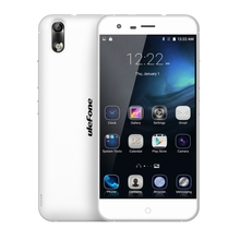 Ulefone Paris 16GB, Network: 4G,5.0 inch Android 5.1 MT6753 Octa Core 1.3GHz, RAM: 2GB(White)