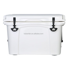 Portable refrigerated ice cooler ice chest beer cooler for camping