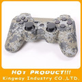 For PS3 Wireless Controller Joypad Camouflage Gamepad
