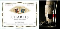 CHABLIS FRENCH BURGUNDY WINE