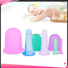 Face Care Treatment Home Use Health Care 1Pc Eye Mini Silicone Massage Cup Facial Cupping Cup HA01633