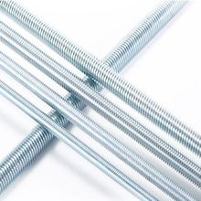 Good Price Grade 4.8 / 6.8 / 8.8 Threaded Rods For Construction Building Manufacturing in China