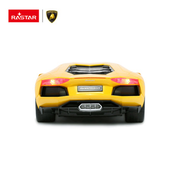 Large scale 1:10 Lamborghini kid rc car electric battery with remote control
