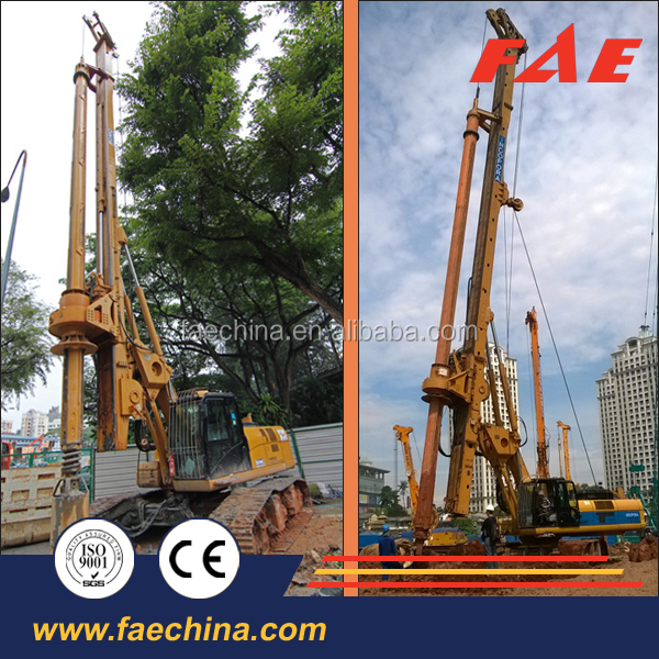 0-200m deep truck mounted pneumatic &hydraulic water well drill rig FAR20/Crawler water well drill rig FAR20