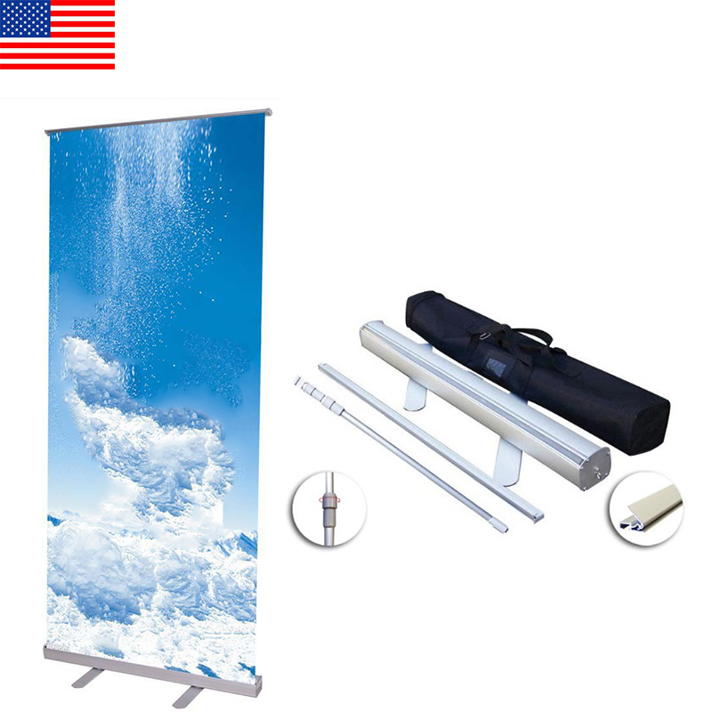 Hot Sale Stable And Portable Advertising Display Pull Up Stand