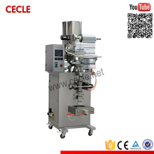 Stainless steel packing machine for sweets
