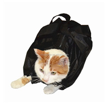Cat Grooming Bag Portable Pet Carrier Restraint Bag High-quality Cat Travel Bag