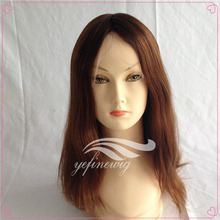Wholesale No Tangle Brazilian Human Hair Wig Lace Front