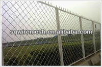 Beautiful grid wire mesh fencing
