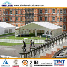 Outdoor PVC Canopies Warehouse Hall Tents for Different Industrial Storage Made By Shelter Tent