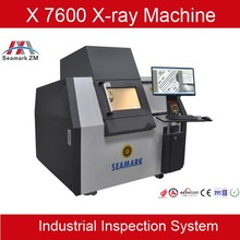 High definition microfocus X-ray inspection system X-7600 for PCB testing