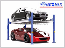 2016 Hot Sales Used Four post Car Hoist/Heavy Duty Four Post Car Lift with CE