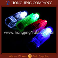 Party Supply Led Light Finger Ring