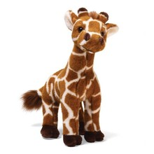 lovely small plush toy for baby soft giraffe stuffed animals