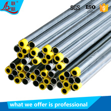 Factory price metallic electrical wire cable protection GI conduit pipe cable tube
