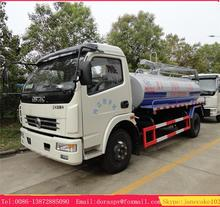 China mini tanker 5 cubic meters sewer jetting cleaning truck
