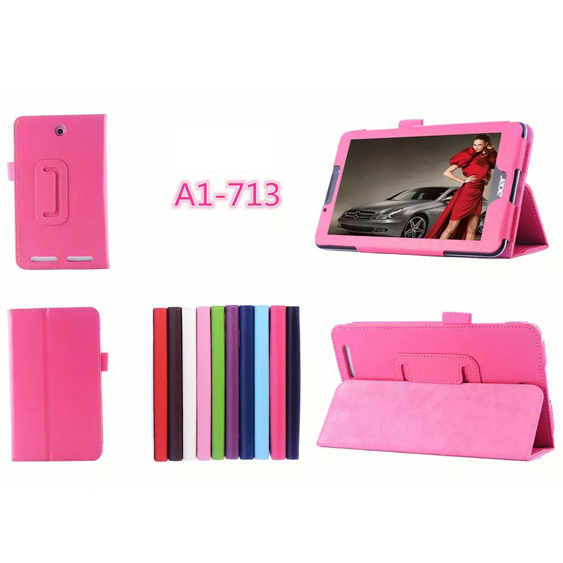 Perfect fit 7.0 PU Leather case for Acer Iconia Tab 7 A1-713HD