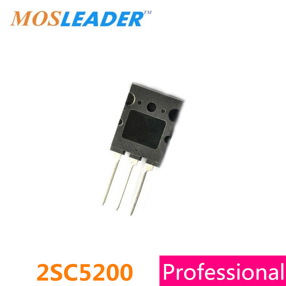 Complementary Transistor A1943 C5200 TO-3PL 2SC5200 230V 15A NPN SILICON TRANSISTOR electronic components