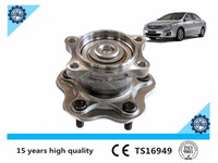 high quality wheel spindle bearing 43202-9W200 for Japanese car