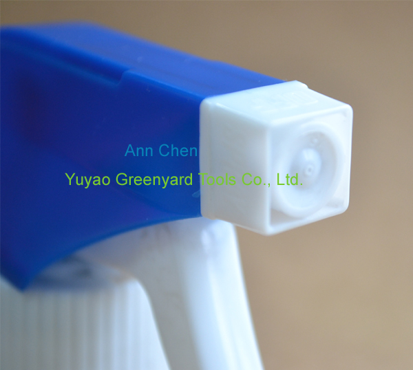 PP colourful Yuyao High quality Personal care Plastic Trigger Sprayer 28-400
