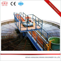 China mineral copper ore concentration thickener
