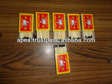 safety matches strike anywhere matches