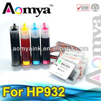 color ciss For HP933 932 compatible for HP 7110/7610 ink printer