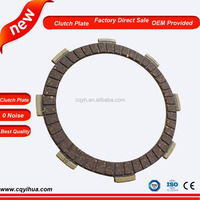 Factory Direct Sale clutch friction plate manufactures CG125 Friction Plate