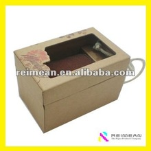 2012 REIMEAN hot sales sock packaging box