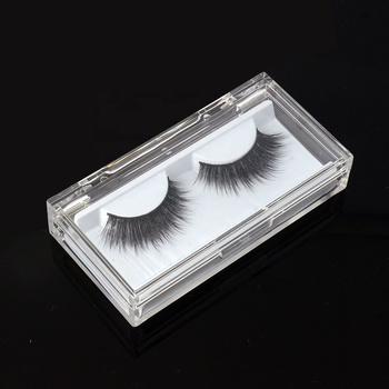 HZJY  Lash Packaging Box Custom