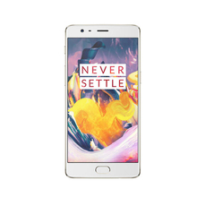 Original Oneplus 3T One plus 3T Mobile Phone Dual SIM Snapdragon 821 64 128G 16MP Fingerprint Android 6.0 Smartphone