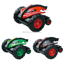 777-611 360 Degree Spins Stunt Actions Jumping Radio Control Racing RC Car Toys with LED Lights for Sale