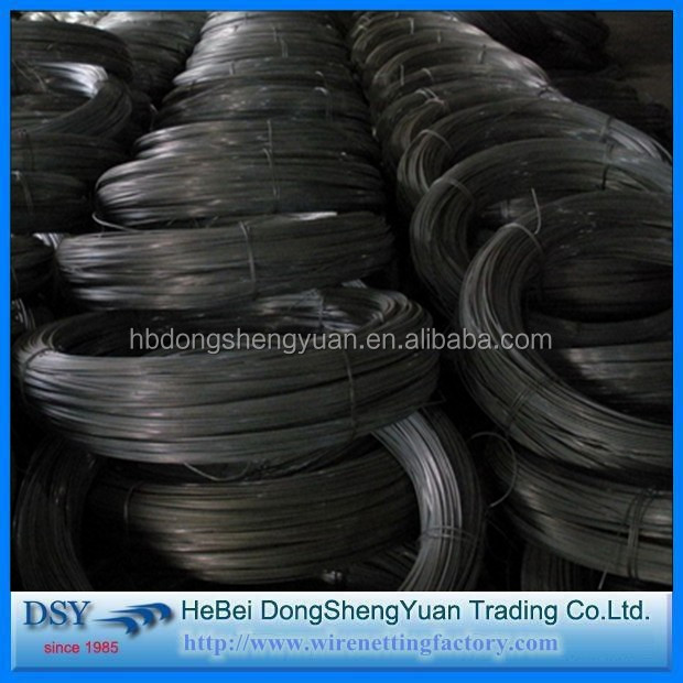 2016 Factory direct sale competitive price black annealed wire in China