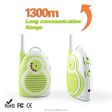 cheap baby phone wireless baby walkie talkie 1300m long talking range