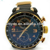 2013 New Stinless Steel Silicone Man Watch