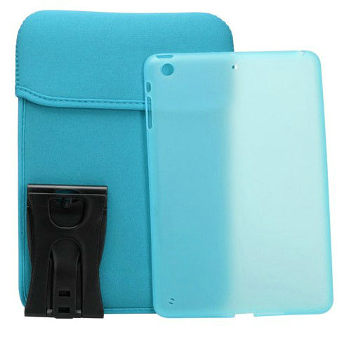 new arrival soft TPU mold case for iPad mini 2 case with frosted finish