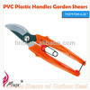 Manufacturer of PVC Plastic Handles Garden Shears