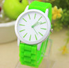 TM-0102 hours are wrist female custom silicone jelly watch