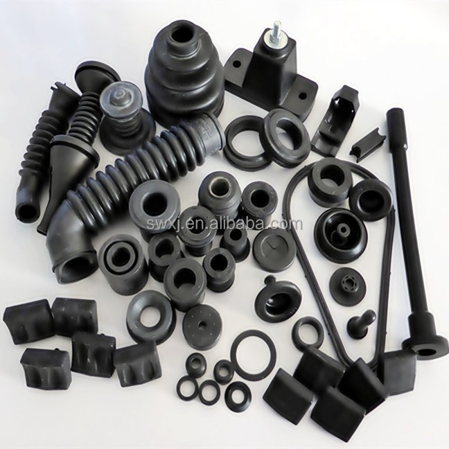 OEM and ODM automotive rubber parts