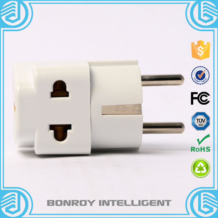 AU US UK converter EU power plug hot sell wholesale ac/dc adapter