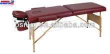 Leather Portable Massage Table