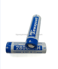 Hot selling rechargeable 18650 2800mah 3.7v li-ion battery and cell