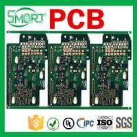 Smart Electronics micro led pcba, copper clad laminate pcb , Cell phone pcb board