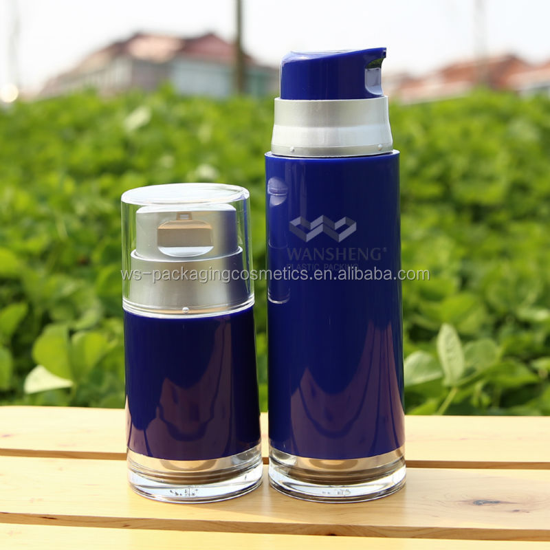 Plastic Bottle Cosmetic Bottle Skin Packaging